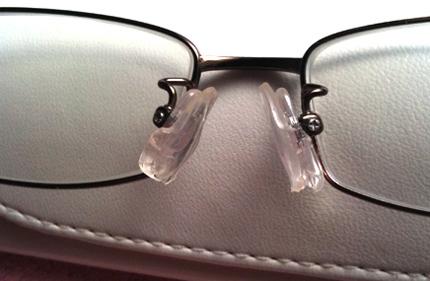 ずりおちないメガネ