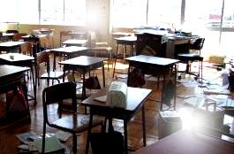 あれた教室
